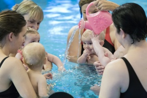 Best age for swimming lessons, north east, social aspect