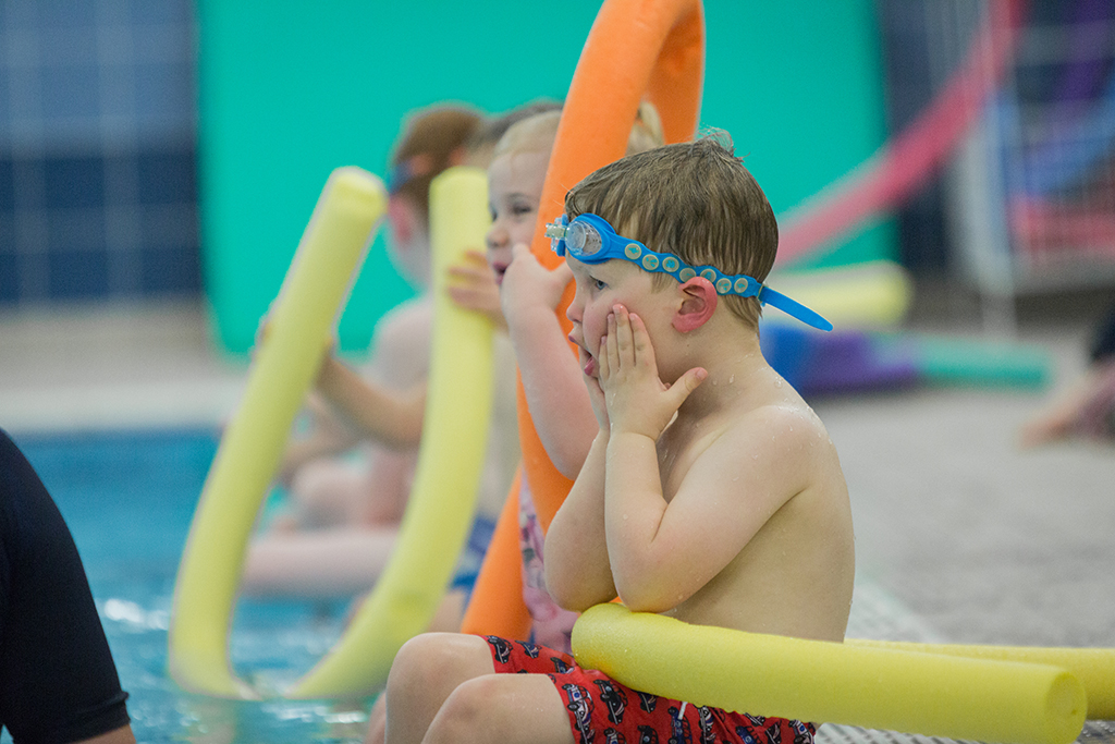 Best Age To Start Swimming Lessons North East, from age 3