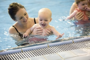 Best Age To Start Swimming Lessons North East, baby classes