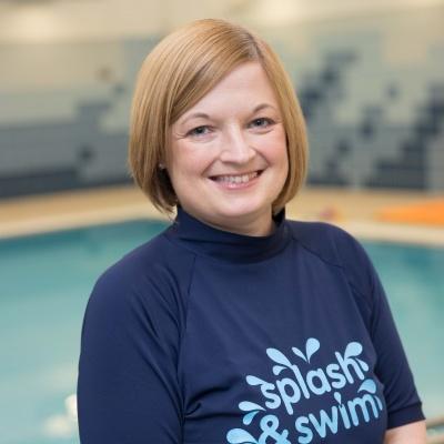 Sarah Miller of Splash & Swim at Beacon Hill School Wallsend. Photo: John Millard/Vibrant PR.